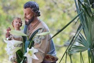 Bonne fête de saint Joseph