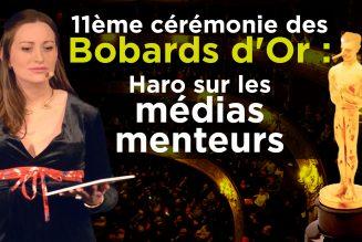 11ème cérémonie des Bobards d'Or : Haro sur les médias menteurs