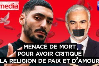 """I-Média – Pascal Praud menacé de mort pour avoir critiqué """"la religion de paix et d'amour"""""""