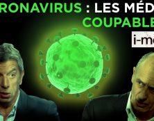 I-Média Coronavirus : les médias coupables ?