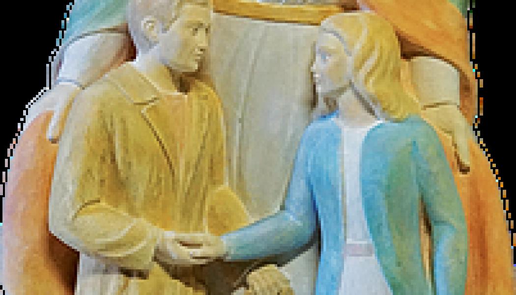 Couples confinés : 5e jour de la neuvaine à Marie qui guérit les couples