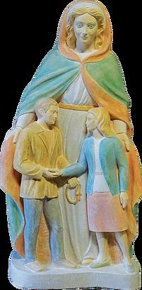 Couples confinés : 3e jour de la neuvaine à Marie qui guérit les couples