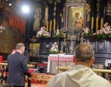 Covid19 : le président prie la Vierge Marie de protéger son pays