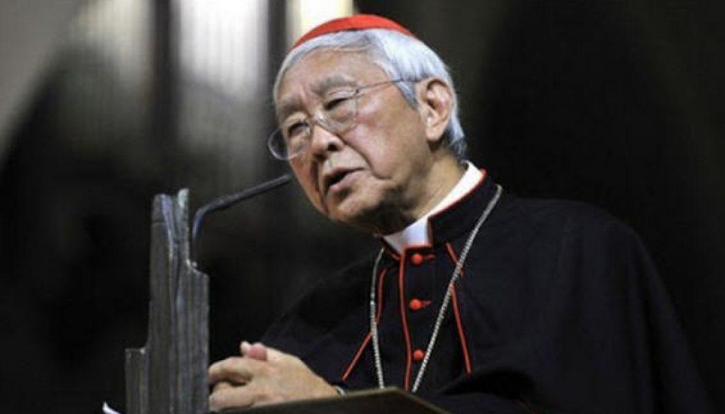 Accord Chine-Vatican : lettres croisées entre le cardinal Re et le cardinal Zen