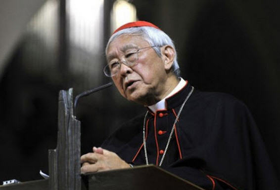Messes privées : le cardinal Zen prêt à manifester à genoux devant Sainte Marthe