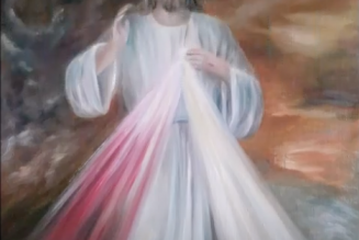 Prière de sainte Faustine à la Miséricorde Divine