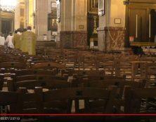 Messe clandestine : le bobard pascal des médias