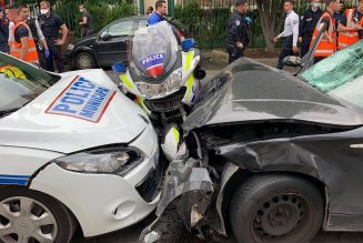 Youssef fonce en voiture sur des policiers : « Je l'ai fait pour l'Etat islamique. »
