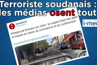 I-Média – Terroriste soudanais : les médias osent tout
