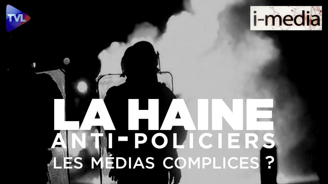 Les médias complices de la haine anti-policiers ?