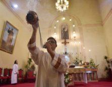 """Les vœux du président pour Pâques : """"Je transmets mes meilleurs vœux à nos citoyens chrétiens"""""""