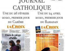 C'est (presque) officiel : le quotidien La Croix s'appellera désormais Le Croissant
