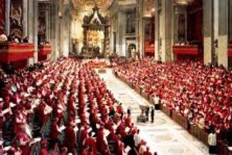 Un catholique peut-il douter du Concile Vatican II ?