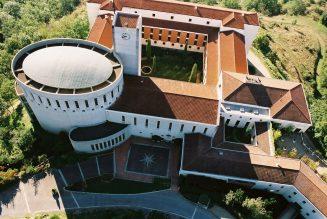 Importants travaux à l'Abbaye Notre-Dame de Randol