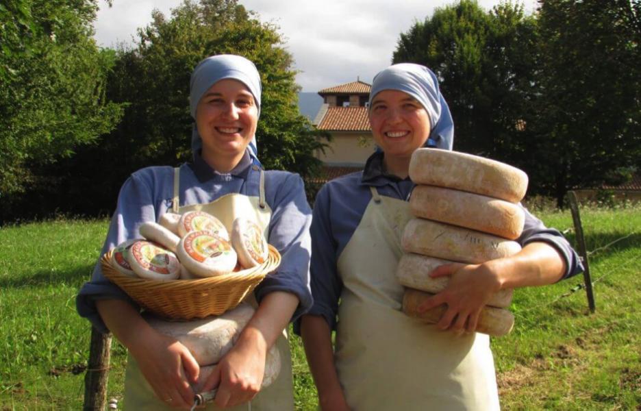 Les bénédictines du Pesquié doivent écouler leurs tommes des Pyrénées !