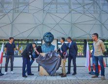 La ville de Béziers rend hommage au père Jerzy Popiełuszko
