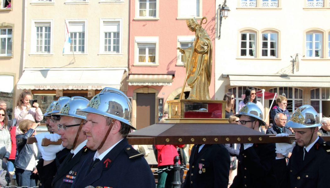 La traditionnelle procession de saint Willibrord au Luxembourg est annulée