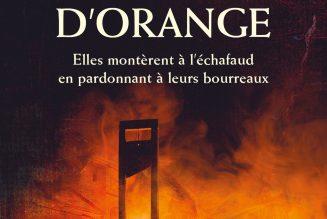 10 mai 2020 : 95ème anniversaire de la béatification des Martyres d'Orange