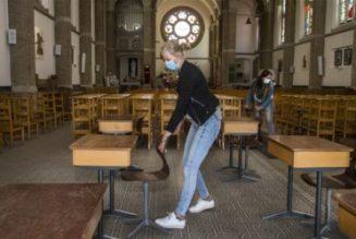 Reprise ou interdiction des messes publiques : Italie, Royaume-Uni, Belgique