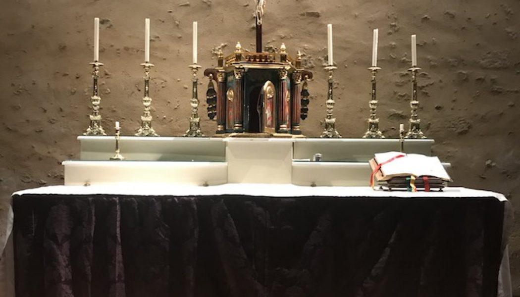 Profanation dans une église de Bergerac