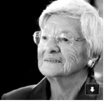 Rappel à Dieu de Mme Lejeune. RIP