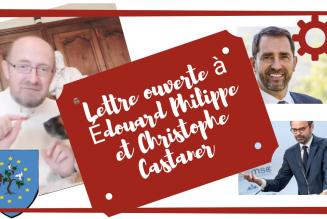 Lettre ouverte d'un curé indigné à MM. Édouard Philippe et Christophe Castaner