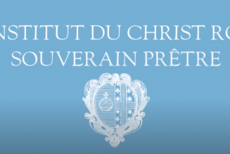 Confinement & dé-confinement : Dieu, le grand oublié | mot du Provincial de France de l'Institut du Christ-Roi