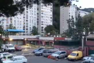 Chaque jour depuis le début du ramadan, l'appel à la prière islamique résonne à Nice