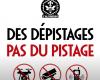 Nouvelles manifestations devant des préfectures