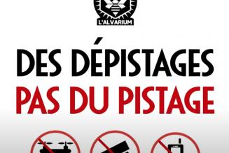 Manifestations devant les préfectures pour dénoncer le coup d'Etat sanitaire
