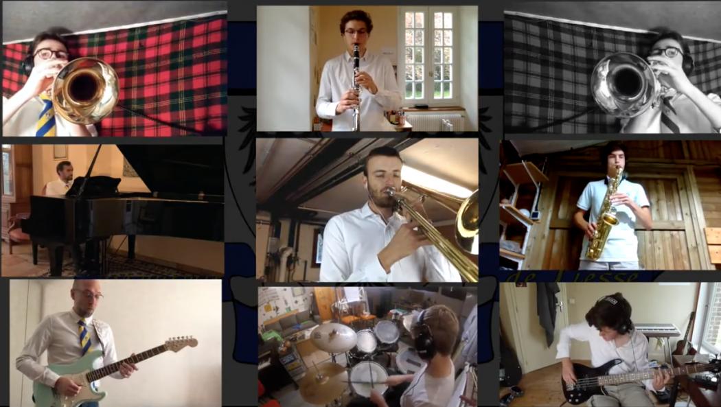 Découvrez l'atelier jazz de l'Académie Musicale de Liesse