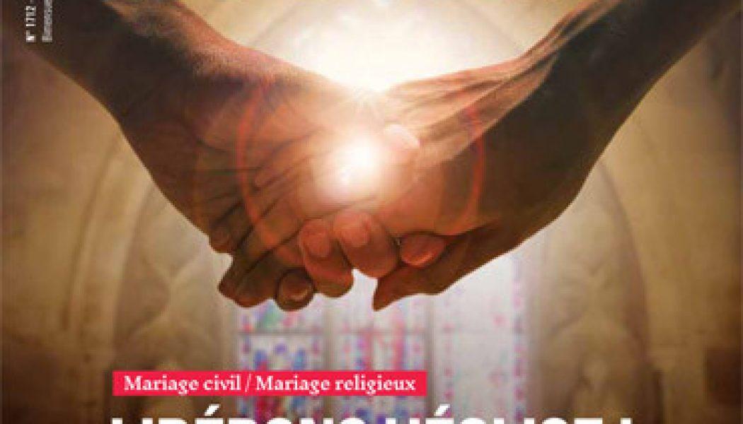 «Rendez-nous le mariage!»