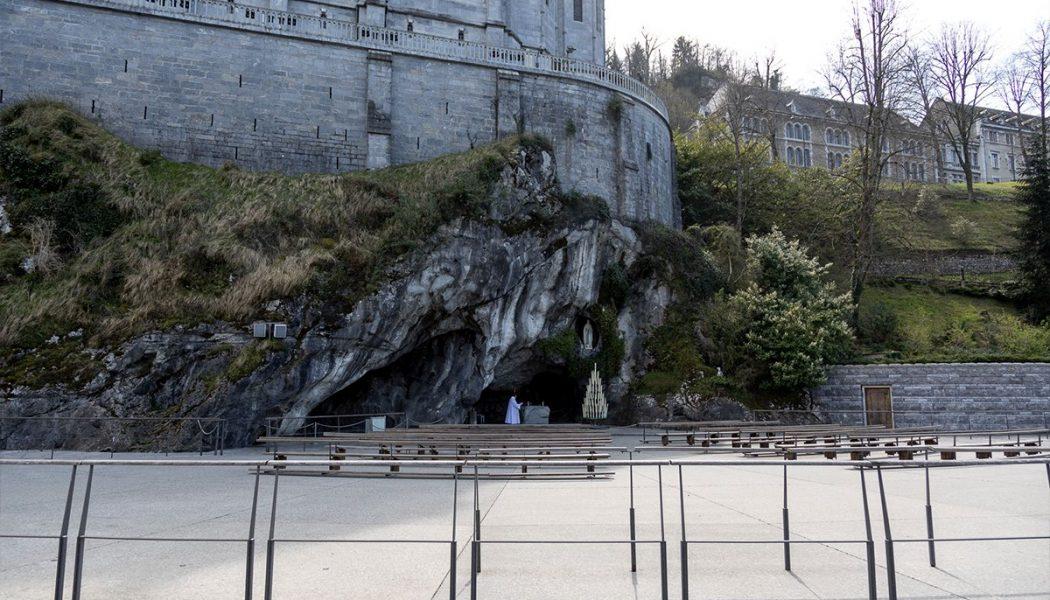Réouverture du sanctuaire de Lourdes le Samedi 16 Mai Ex5ljpvwaaayf36-1050x600
