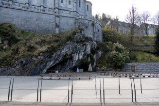 Ouverture du sanctuaire de Lourdes prévue samedi
