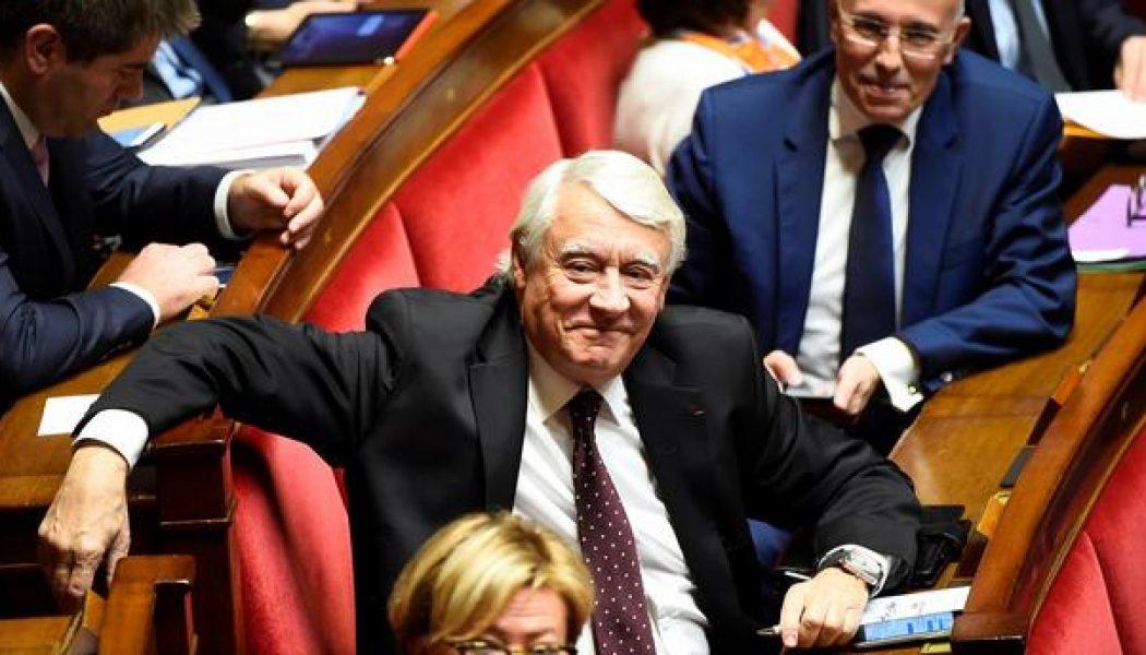 Le député LR Claude Goasguen est mort. RIP