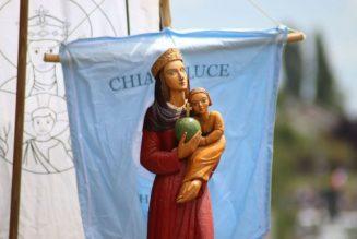 Le pèlerinage de Chartres de SOS Chrétiens d'Orient