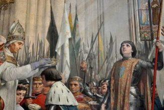 """""""Il y a grande misère au royaume de France"""". Ne nous oublie pas, Jeanne. Et toi, France, rappelle-toi…"""