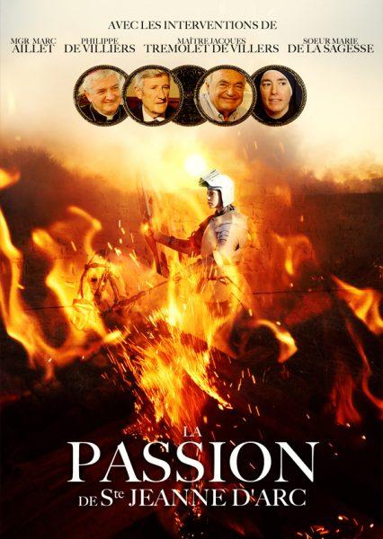 La Passion de sainte Jeanne d'Arc