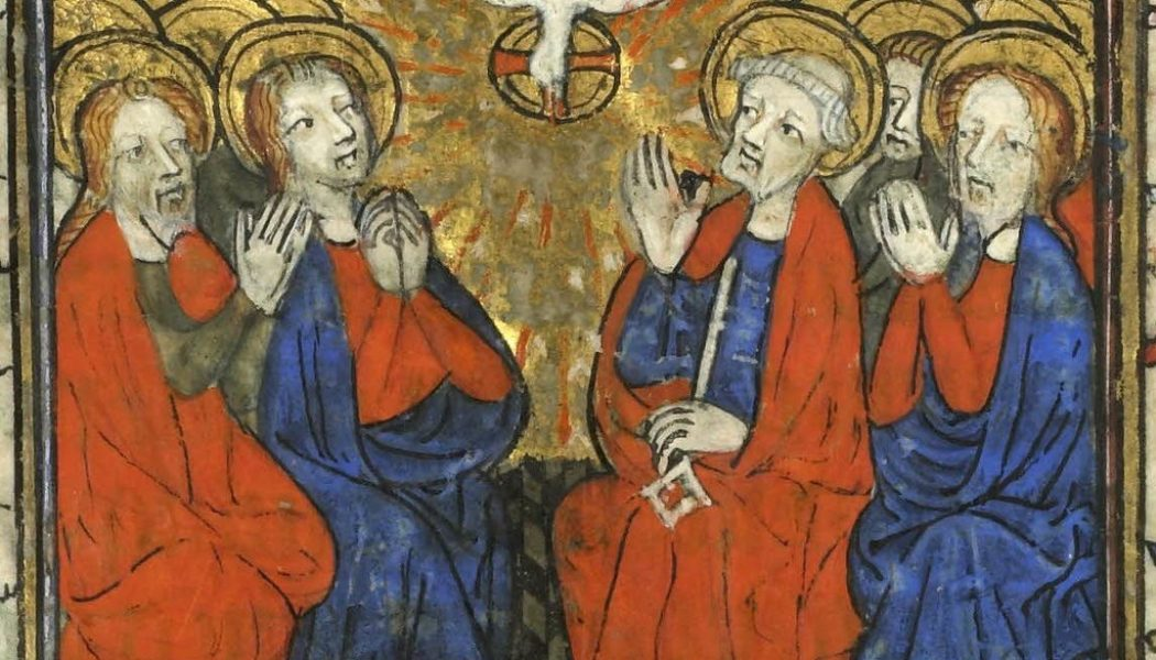 N'oubliez pas la neuvaine au Saint-Esprit
