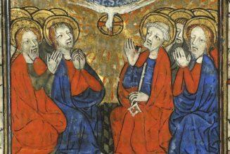 Neuvaine au Saint-Esprit: Jour 1