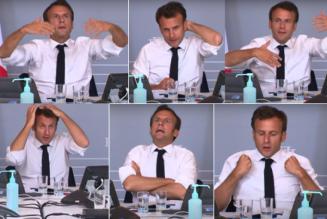 La culture préférée d'Emmanuel Macron, c'est celle du MOI JE