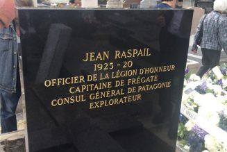Funérailles de Jean Raspail : homélie et photos