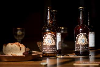Abbaye de Saint-Wandrille : 2000 bières d'abbayes à écouler d'ici vendredi soir