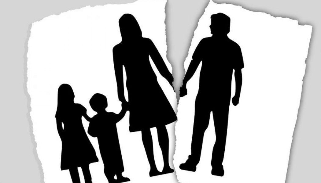 Couples séparés : « les enfants se sont rendu compte que c'est compliqué »