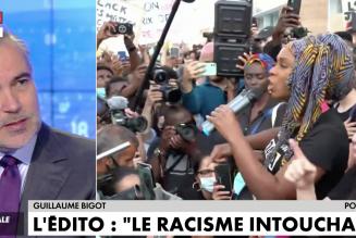 Guillaume Bigot : «Le racisme intouchable»