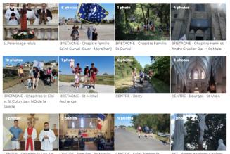 Notre-Dame de Chrétienté : plus de 300 pèlerinages locaux recensés