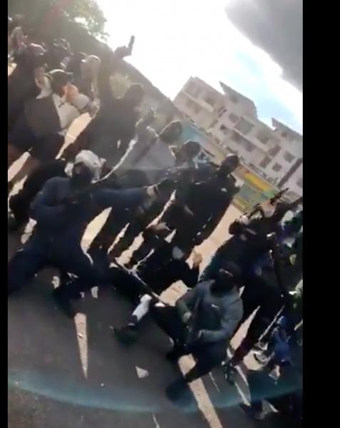Tchétchènes contre Maghrébins à Dijon