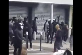 """""""Opération de maintien de la paix"""" à Dijon"""