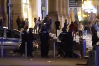 Stuttgart découvre les émeutes