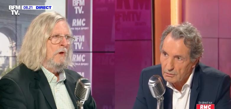Le professeur Didier Raoult remet à sa place Jean-Jacques Bourdin